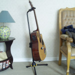 """My New Guitar Stand"" by John Connell"