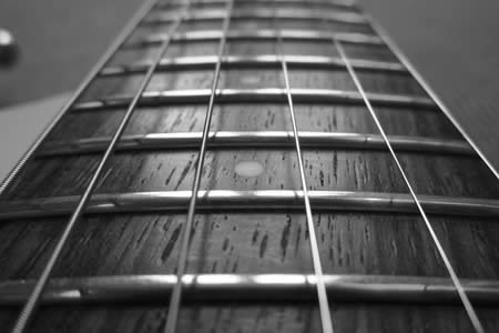 Video – String Alignment with a bolt-on Guitar Neck